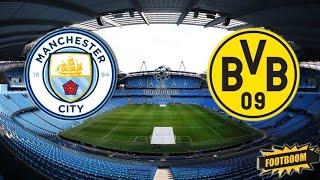 Прогноз на матч Лиги Чемпионов Манчестер Сити - Боруссия Д смотреть онлайн бесплатно 06.04.2021