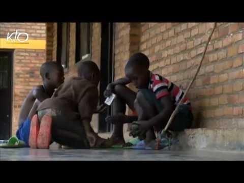 Les enfants des rues de Kigali