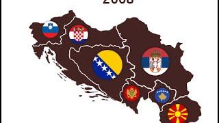 Der Kampf um Titos Erbe - Die Explosion 3/6 Balkan Krieg Jugoslawien Bosnien Srebrenica Kosovo