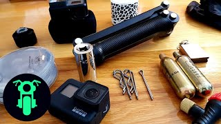 Useful Things I Carry on my Motorbike