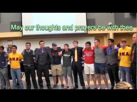 USF Alma Mater with lyrics