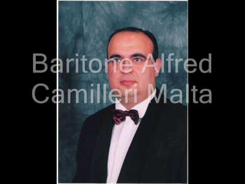 Baritone Alfred Camilleri Malta - from Oratorio MA...
