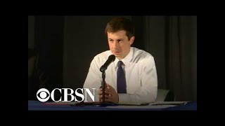 Pete Buttigieg facing criticism after police shooting of African American man