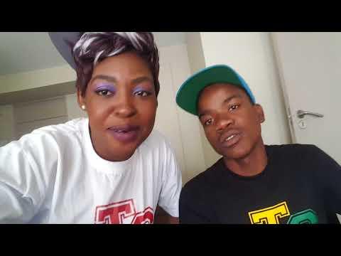 Lady Squanda & Jah Child Chimwana  freestyle Reality with zimdancehall queen   reality album 2017
