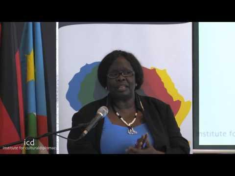 Sitona Abdalla Osman (Ambassador of the Republic of South Sudan to Germany)
