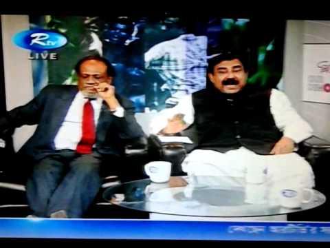 Our Democracy Talk Show Rtv Shahjahan Khan