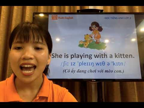Download HỌC TIẾNG ANH LỚP 2 - Unit 2. In the backyard - Thaki English