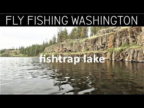 Fly Fishing Washington State: Fishtrap Lake In May - Trailer For Show Coming Amazon Video Season 16