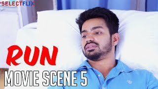 Run - Movie Scene 3 - Hindi Dubbed Movie | Sundeep Kishan.Anisha Ambrose, Bobby Simha