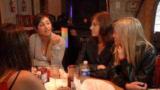 Dinner with Francia Raisa and Allen Evangelista: Backstage Pass With Savvy & Mandy