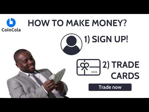 Make More Money Online By Selling Gift Cards For Bitcoin In Nigeria @ CoinCola OTC Platform