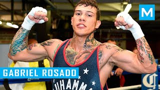 Gabriel Rosado Boxing Conditioning Training | Muscle Madness