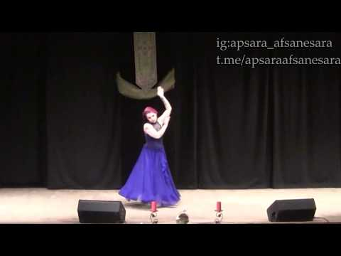 Az Sarzaminhaye Sharghi - Persian Contemporary Dance by Apsara Afsanesara