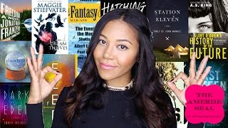 TOP 10 BOOKS OF 2014 | AMERIIE Thumbnail