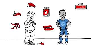 Почему люди едят мясо?