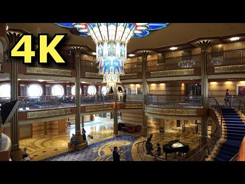 Disney Dream - Overview Highlights - Walt Disney Theatre - AquaDuck - Disney Cruise Lines - DCL - 4K