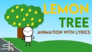 Download Lagu LEMON TREE ANIMATION WITH LYRICS mp3