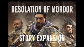 Official Desolation of Mordor Launch Trailer