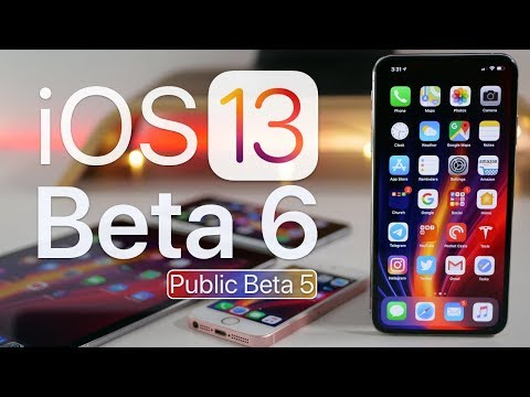 iOS 13 Beta 6 is out! - What's New?