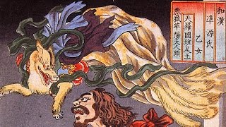 History of Kitsune Yokai: Many-Tailed Fox Demons!