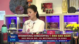 Saigon Entertainment Television Live Stream