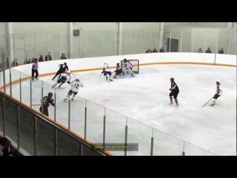 Hockey Video Sample Centre Ice No Mesh