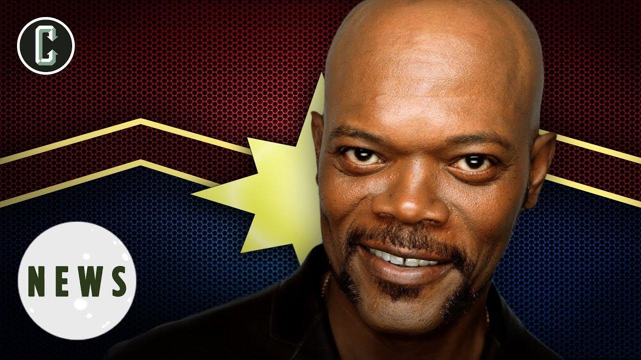 Captain Marvel Will Digitally De-Age Samuel L. Jackson by 25 Years ... 245b19e1458e