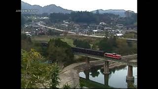 ARSGW-0320T 【水郡線】 奥久慈レトロ号 【旧型客車】