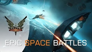 Elite Dangerous - Gratuitous Space Battles (60fps)