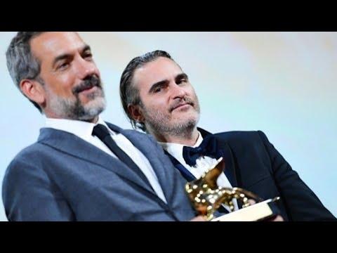 فيلم الجوكر يفوز بالأسد الذهبي لمهرجان البندقية السينمائي  - 12:55-2019 / 9 / 8