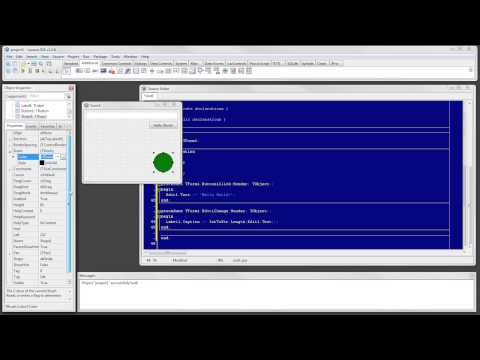 GUI Application Programming For the Raspberry Pi - YouTube