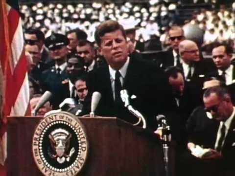 President Kennedy's Speech at Rice University