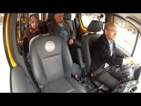 Meclis Taksi Maliye Bakanı Mehmet Şimşek