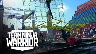 Geoff Britten vs. Dillon Gates | Team Ninja Warrior | American Ninja Warrior