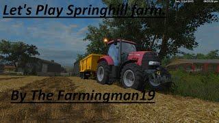 Farming Simulator 15 - Part 17 Odd jobs.