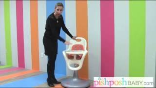 Boon Flair Pedestal High Chair Product Review
