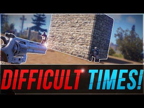Most DIFFICULT Shop Trap Base EVER | Rust Solo Survival #2