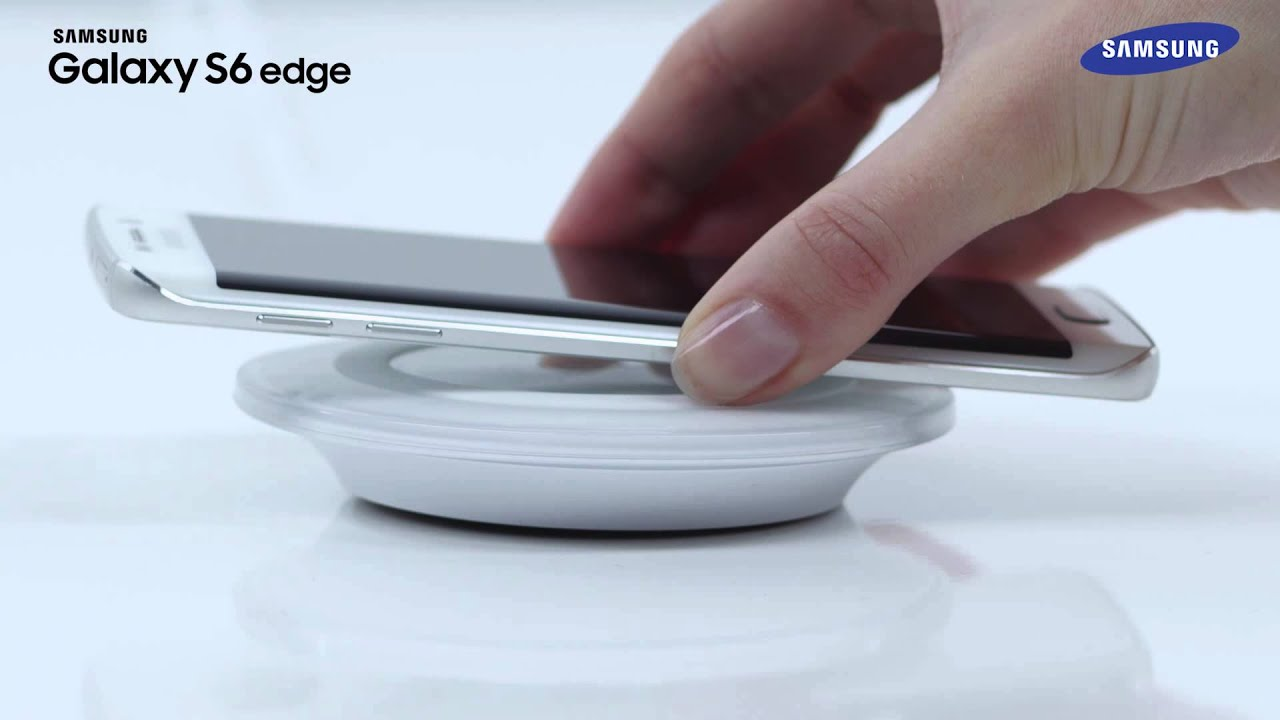 Samsung Galaxy S6 edge | How To: wireless charging