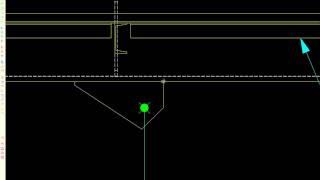 Tekla Structures Training - 2D - EDITING TECHNIQUE - 09 SECTION SYMBOL