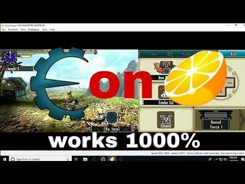 Cara pakai cheat engine di citra emulator Download video