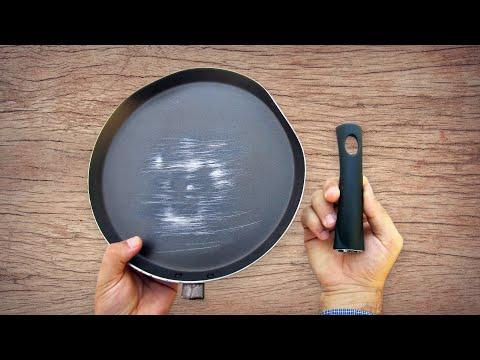 DO NOT THROW AWAY OLD CREPE PAN !