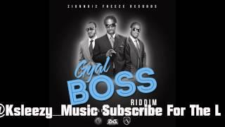 Bounty Killer - Wifey Wine (Gyal Boss Riddim) Preview January 2013