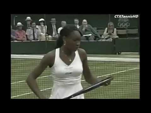 Serena Williams vs Venus Williams Wimbledon 2003 Final