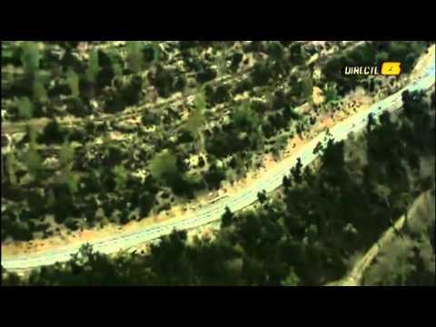 Volta Ciclista a Catalunya 2012 - Stage 2 - Final kilometers