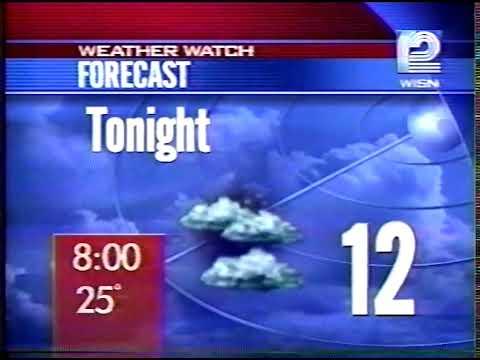 2001 WISN Weather Watch 12 update