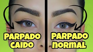 DELINEADO PERFECTO PARA PARPADO NORMAL Y CAIDO!!! thumbnail