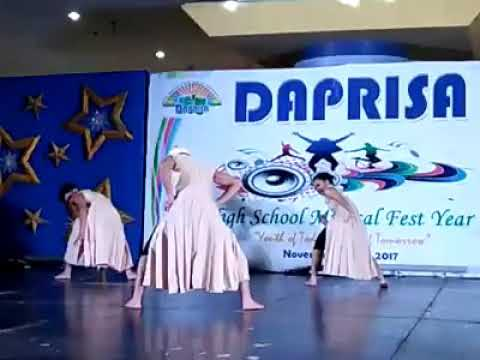 Daprisa Contemporary dance 2017 champion Kids camp innovative learning academy (MAGHINTAY KA LAMANG)