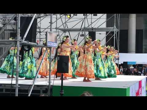 Aloha Summer Festival in OSAKA 2018.5.19