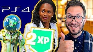Fortnite Saison 5 datée, la Ministre tacle l'eSport, le CrossPlay PS4 pour bientôt ?