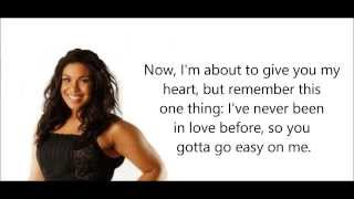 Big Time Rush (Ft. Jordan Sparks)- Count on you Lyrics (FULL SONG)